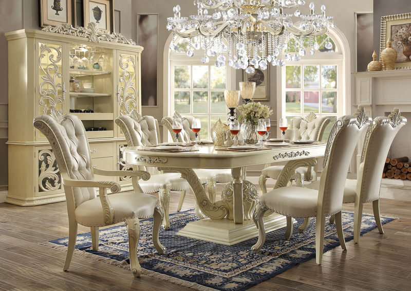 HD 27 Zamora II Formal Dining Room Set