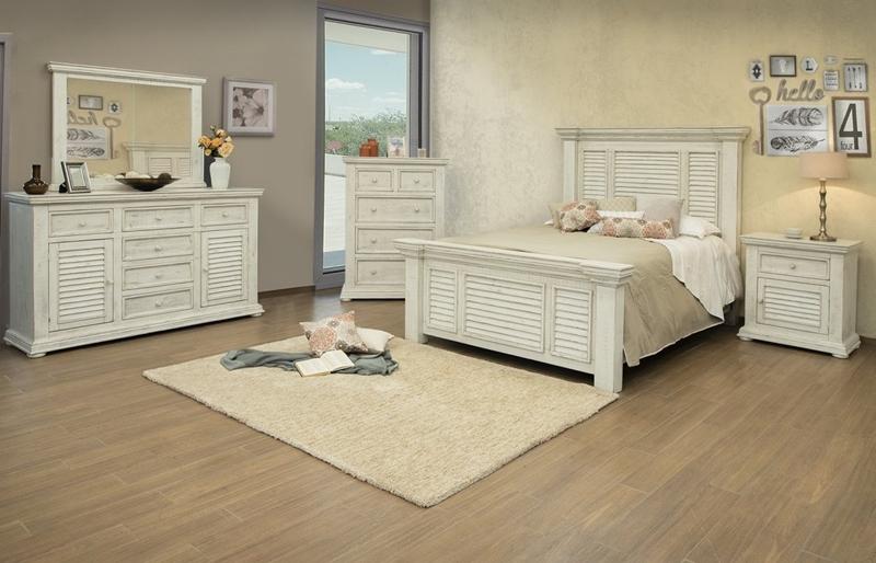 Cabo Ivory Bedroom Set