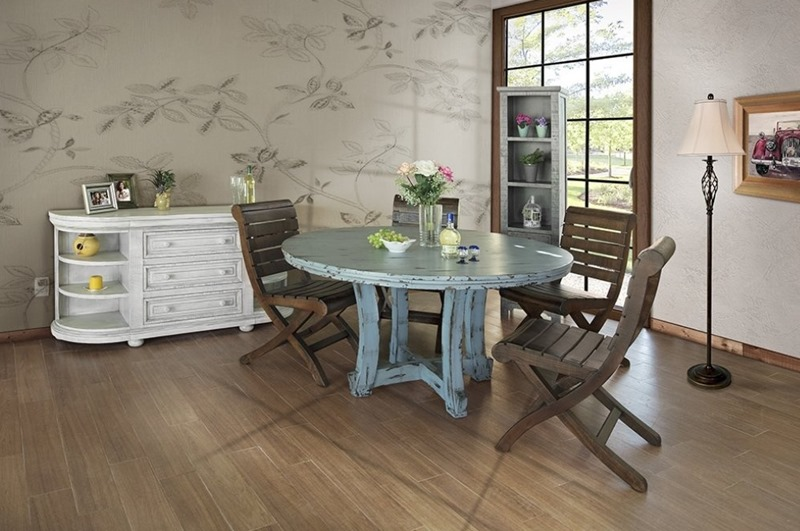 Celeste Rustic Dining Room Set