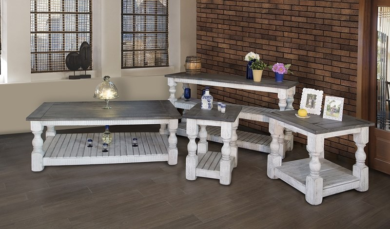 White Kitchen Dining Set