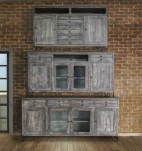 Moro Rustic TV Stand