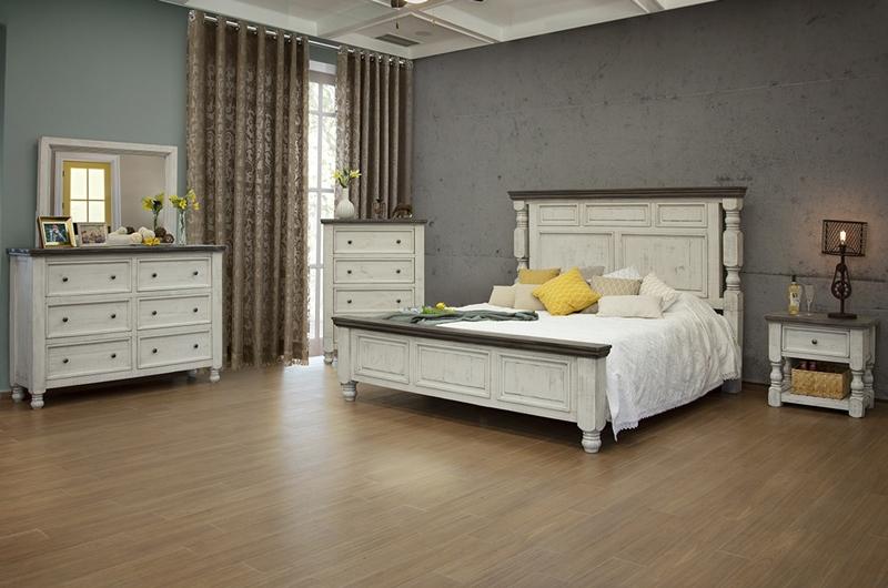 Stone Bedroom Set