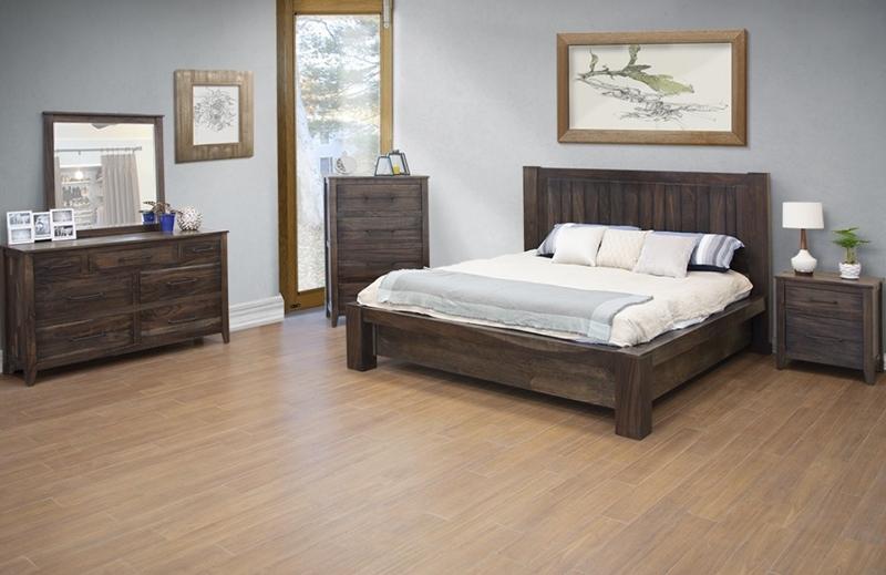 San Luis Bedroom Set