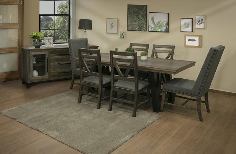Loft Brown Dining Room Set