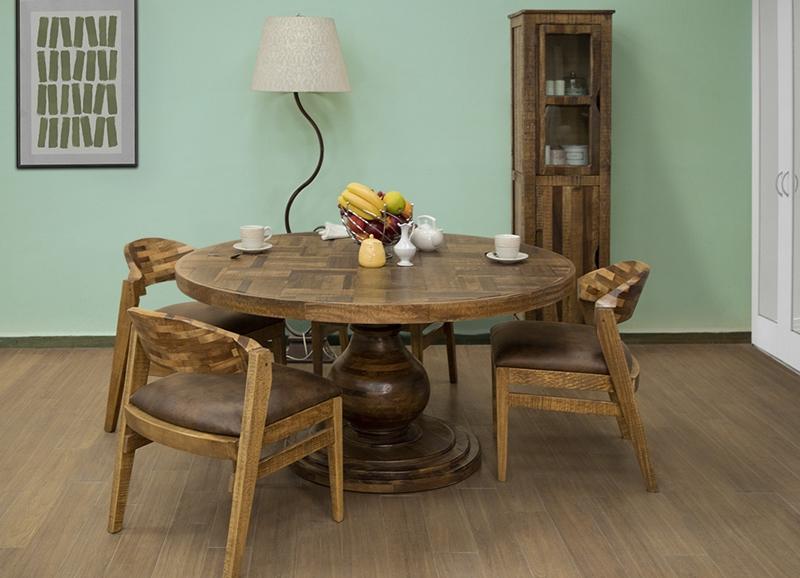 Salamanca Round Dining Room Set