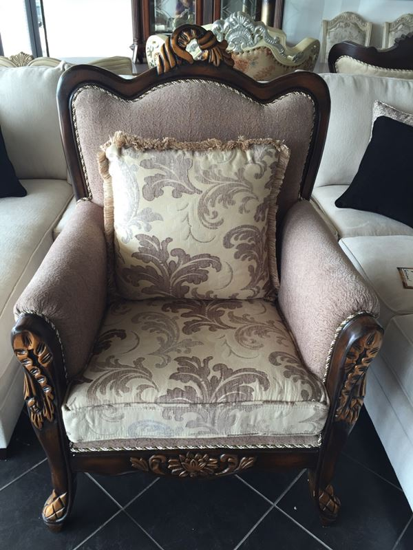 Homey Design Accent Chair