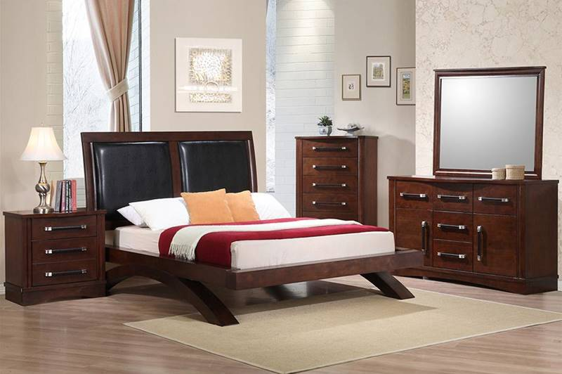 Dallas Designer Furniture Java Bedroom Set