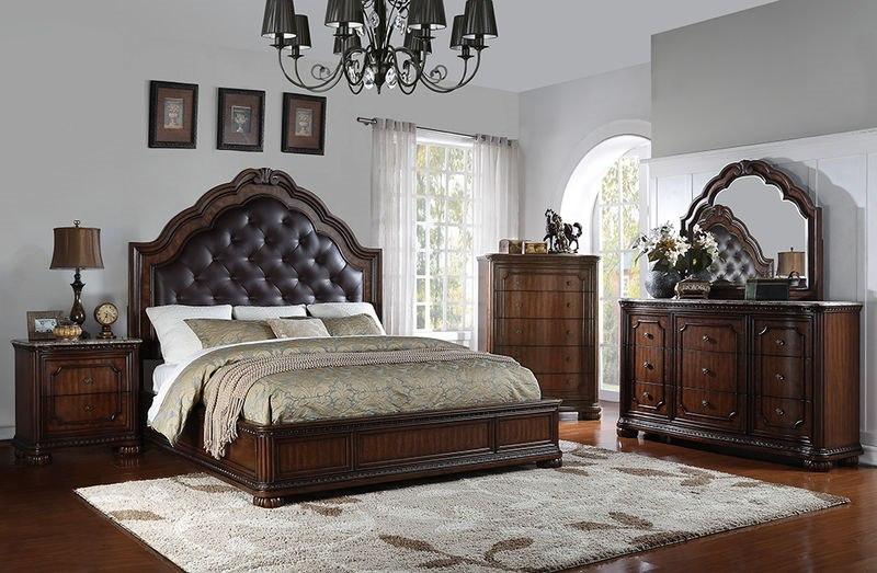 Kennedale Master Bedroom Set | 96082 | Dallas Designer Furniture