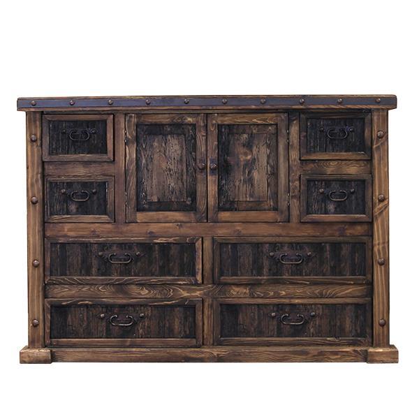 Laguna Rustic Dresser *Clearance*