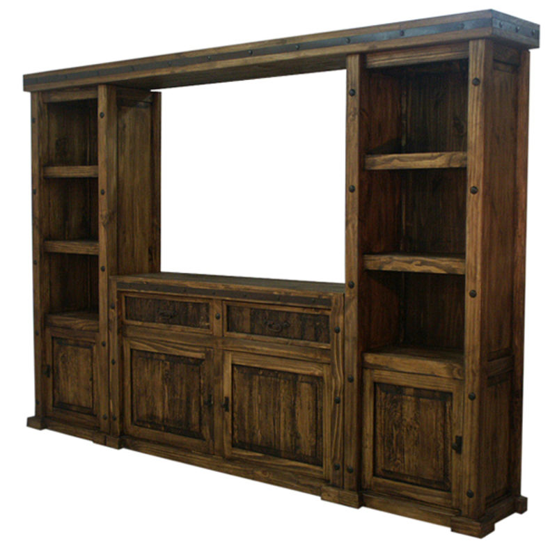 Laguna Rustic Entertainment Center