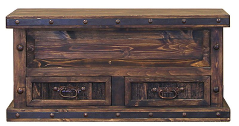 dallas designer furniture laguna rustic bedroom set