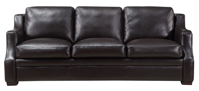 Grandview Top Grain Leather Living Room Set