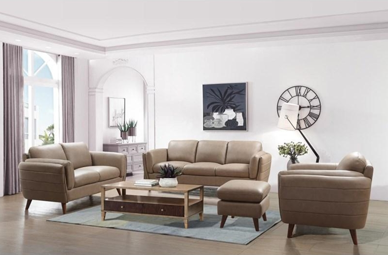 Mesa Leather Living Room Set