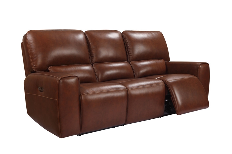 Broadway Leather Reclining Living Room Set