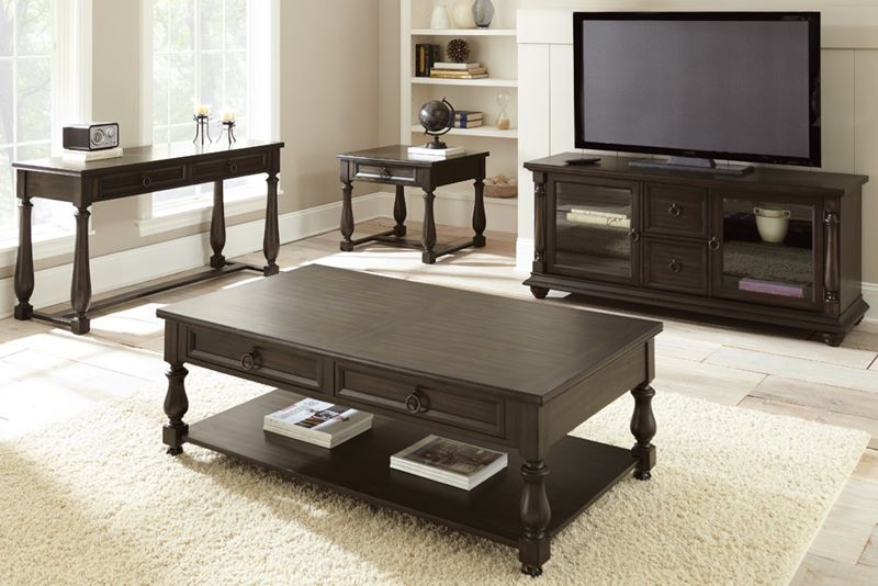 Leona Coffee Table Set