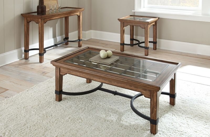 Levante Coffee Table Set
