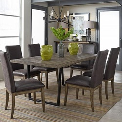 Haley Springs Dining Room Set