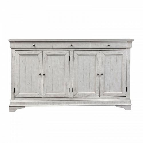 Gentry Console Table in White