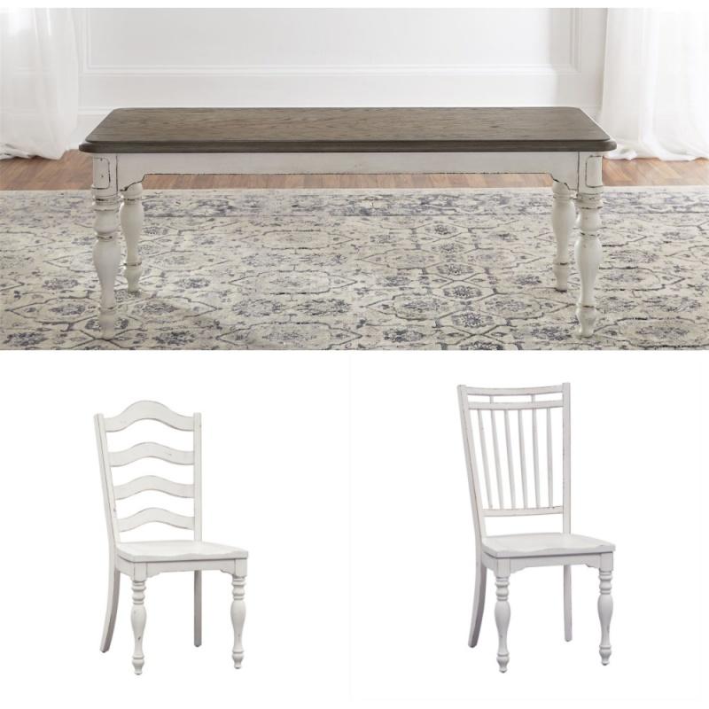 Magnolia Manor Dining Room Set