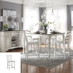 Magnolia Manor Counter Height Dining Room Set