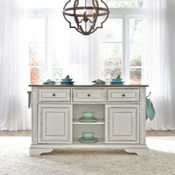 Magnolia Manor Kitchen Island