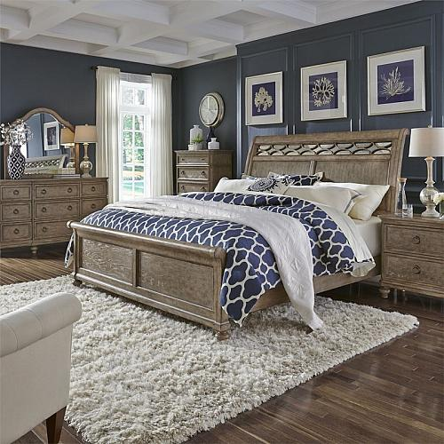 Simply Elegant Bedroom Set