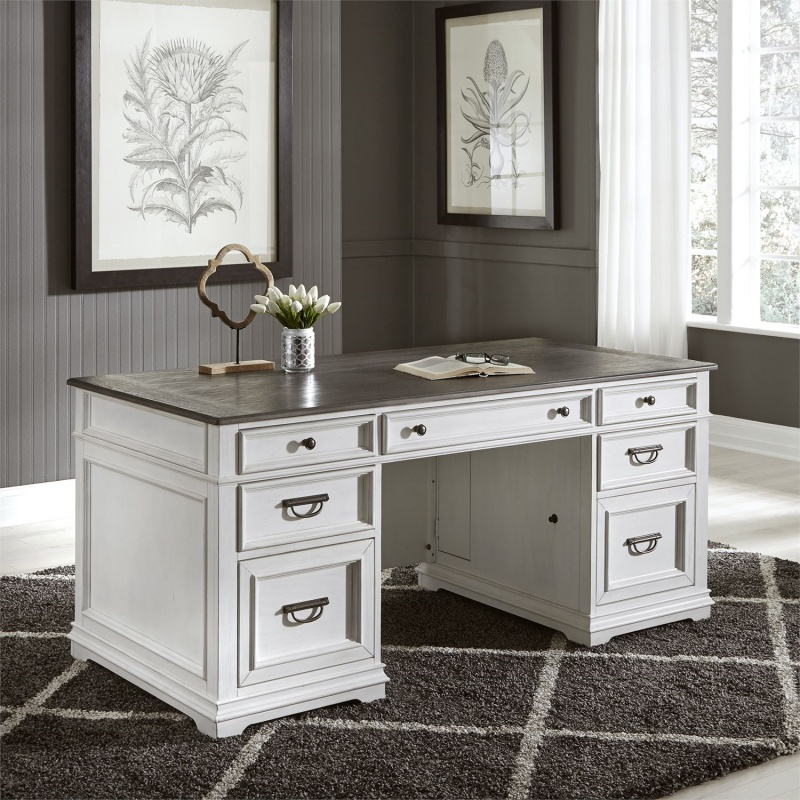 Allyson Park Executive Desk
