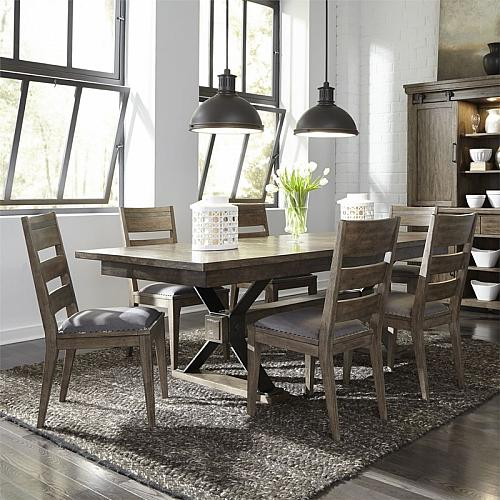 Sonoma Road Dining Room Set