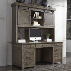 Sonoma Road Office Desk with Hutch