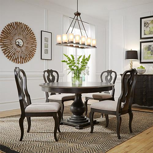 Chesapeake Dining Room Set with Round Table