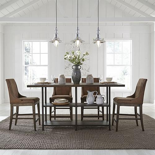 Cabin Creek Counter Height Dining Room Set