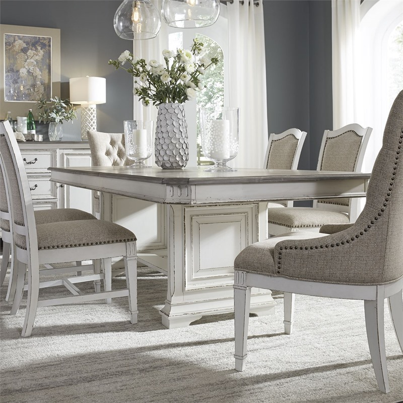 Liberty 520 Dr Abbey Park Dining Room Set Dallas