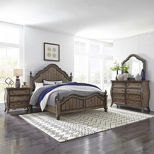 Parisian Marketplace Bedroom Set