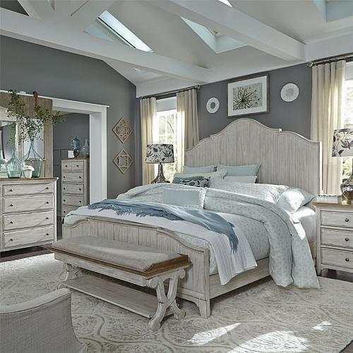 Farmhouse Reimagined Bedroom Set