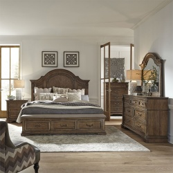 Haven Hall Storage Bedroom Set