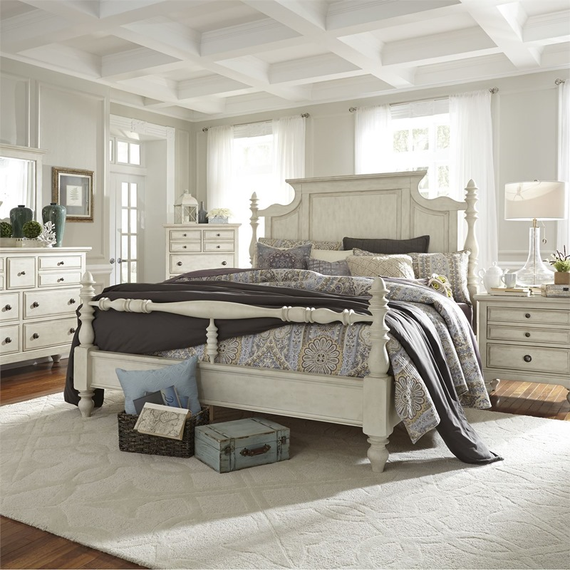 Liberty | 697-BR High Country Bedroom Set | Dallas Designer Furniture