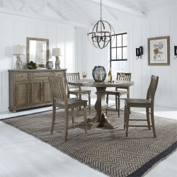 Harvest Home Counter Height Dining Room Set