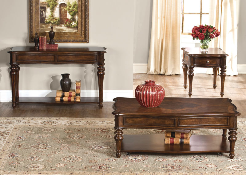 Andalusia Coffee Table Set