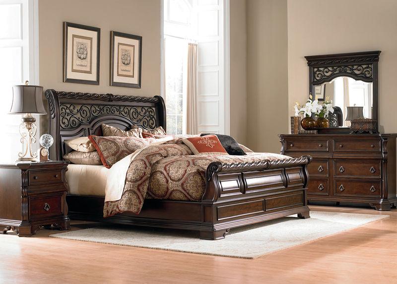 Liberty | 575-BR-QSL Arbor Place Bedroom Set | Dallas Designer ...