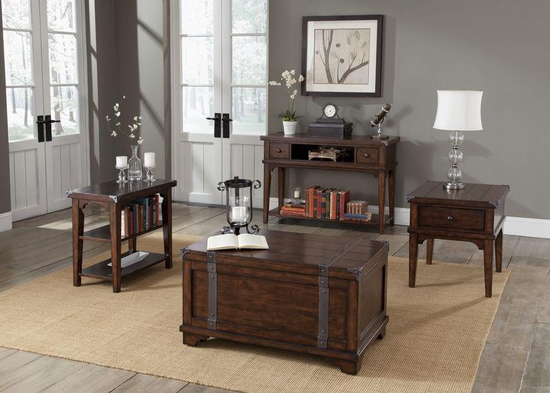 Aspen Skies Coffee Table Set
