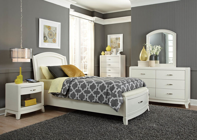 dallas designer furniture avalon ii youth bedroom set