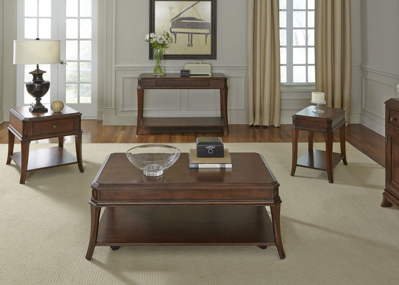Brighton Park Coffee Table Set