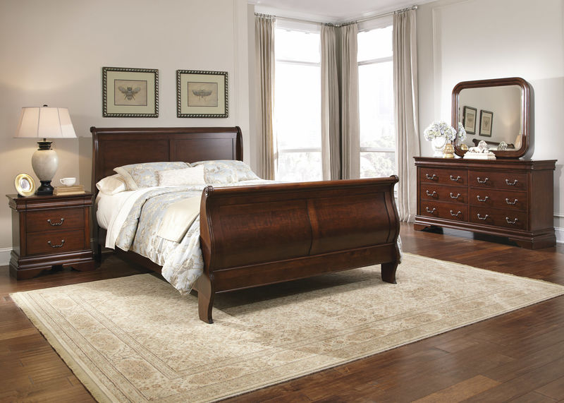 Carriage Court Bedroom Set