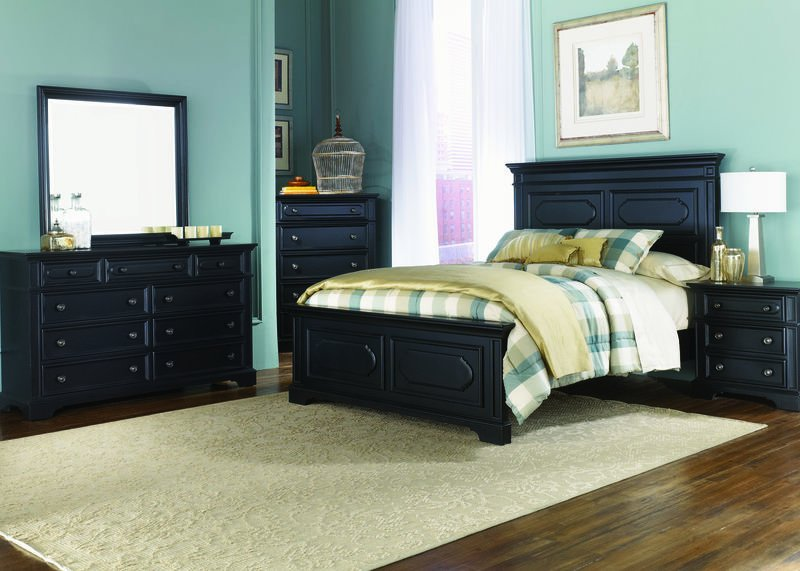Carrington II Bedroom Set
