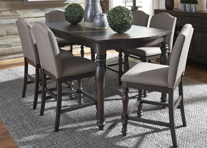 Catawba Hills Gathering Table Set ... : gathering table sets - pezcame.com