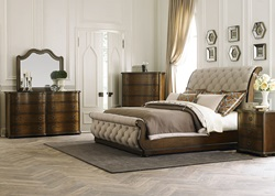 Cotswold Bedroom Set with Sleigh Bed