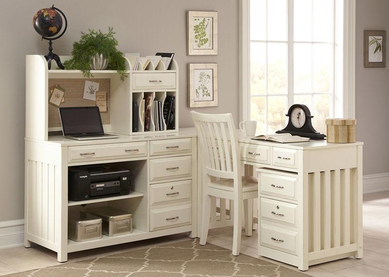 Liberty 715 Ho Hampton Bay Home Office Set In White Dallas