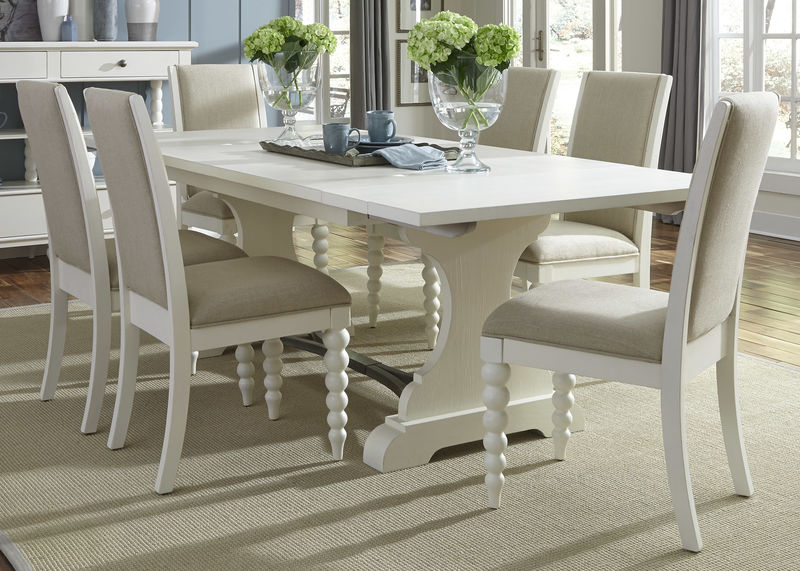 Harbor View II Dining Room Set with Upholstered Chairs