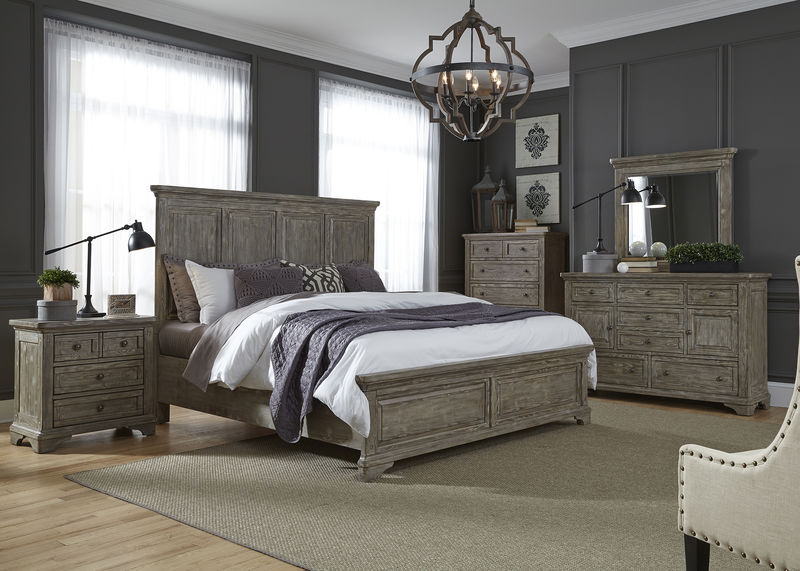 Highlands Bedroom Set