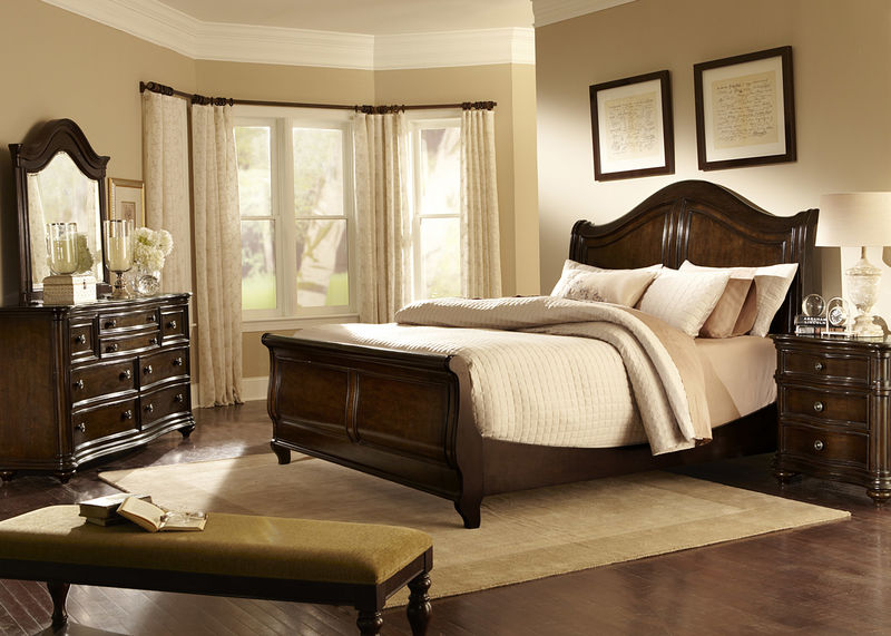 Kingston Plantation Bedroom Set